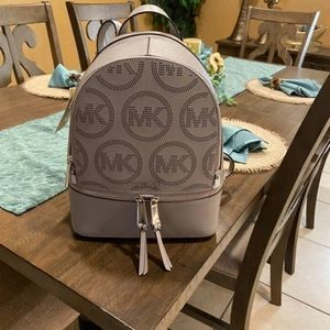New authentic Michael Kors backpack